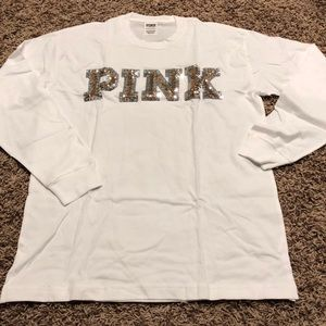New VS Pink Top